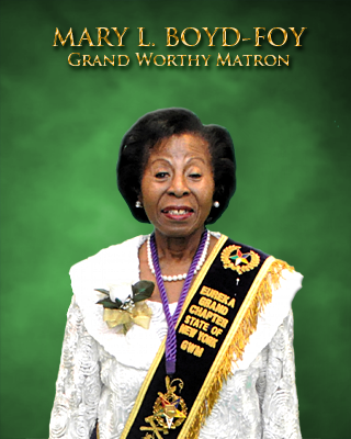 Grand Worthy Matron