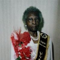 Mamie J. Stevens